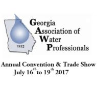2017 Georgia Association of Water Professionals Annual Conference & Expo